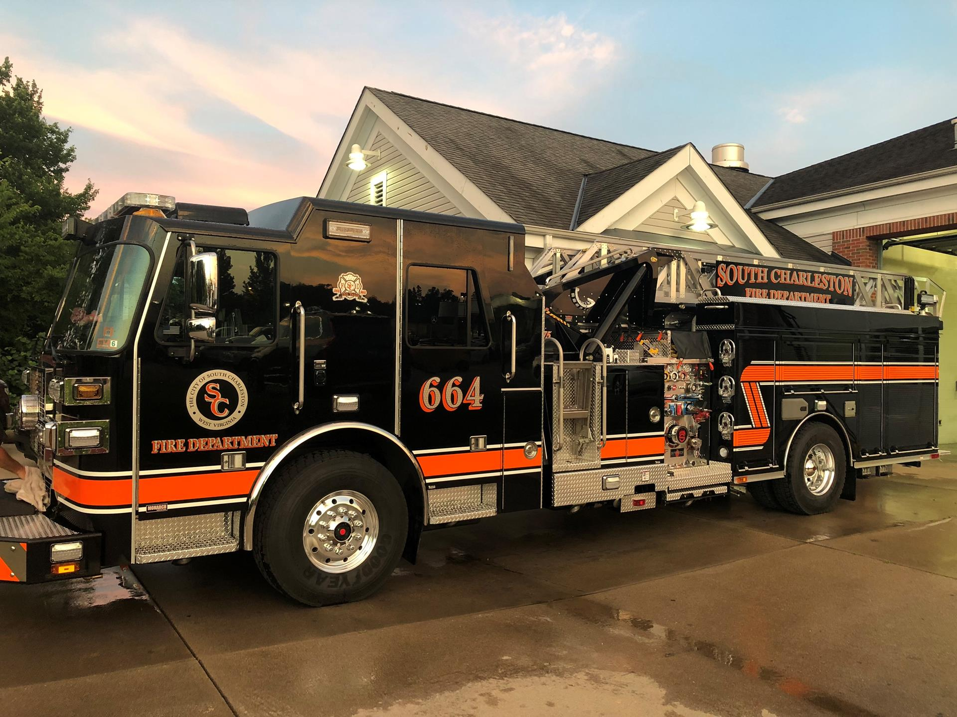 South Charleston Fire Department, WV