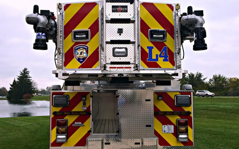 City Cab Murfreesboro Tn >> SPH 100 Aerial Platform, Murfreesboro, TN – Sutphen