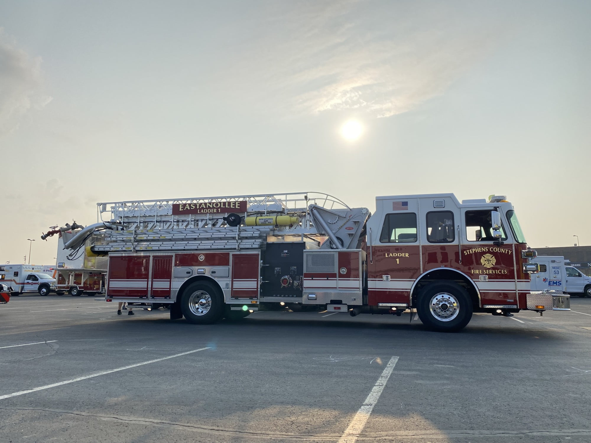 Stephens County Fire Services