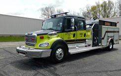 Custom Pumper – Delaware Joint Fire District, OH