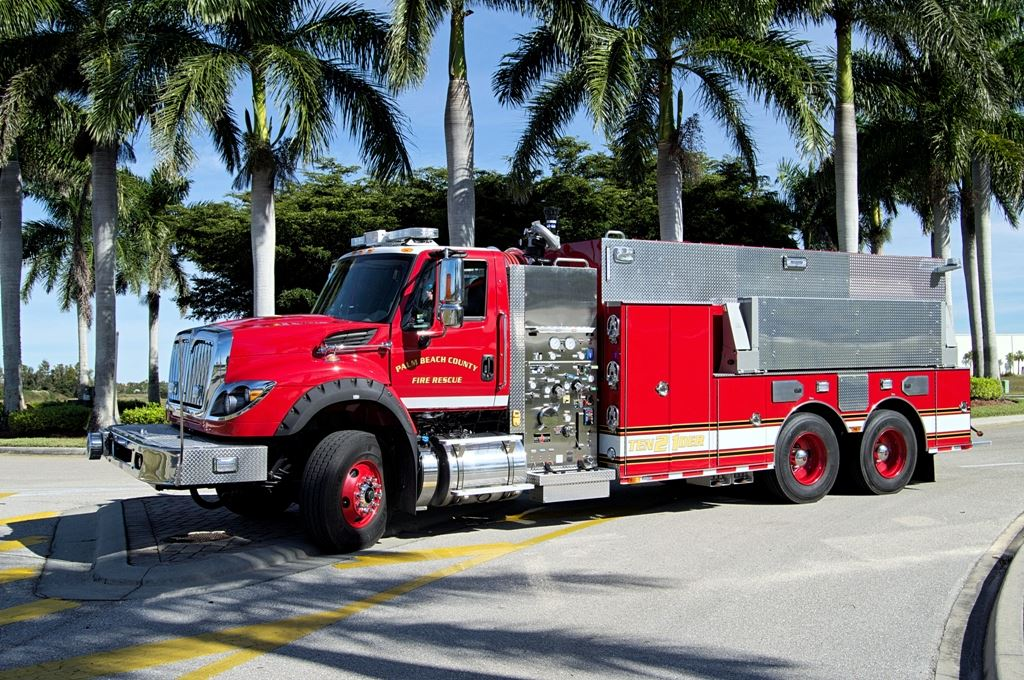 Commercial Tanker – Palm Beach County Fire Department, FL