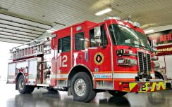 The City of Columbus Division of Fire Sutphen
