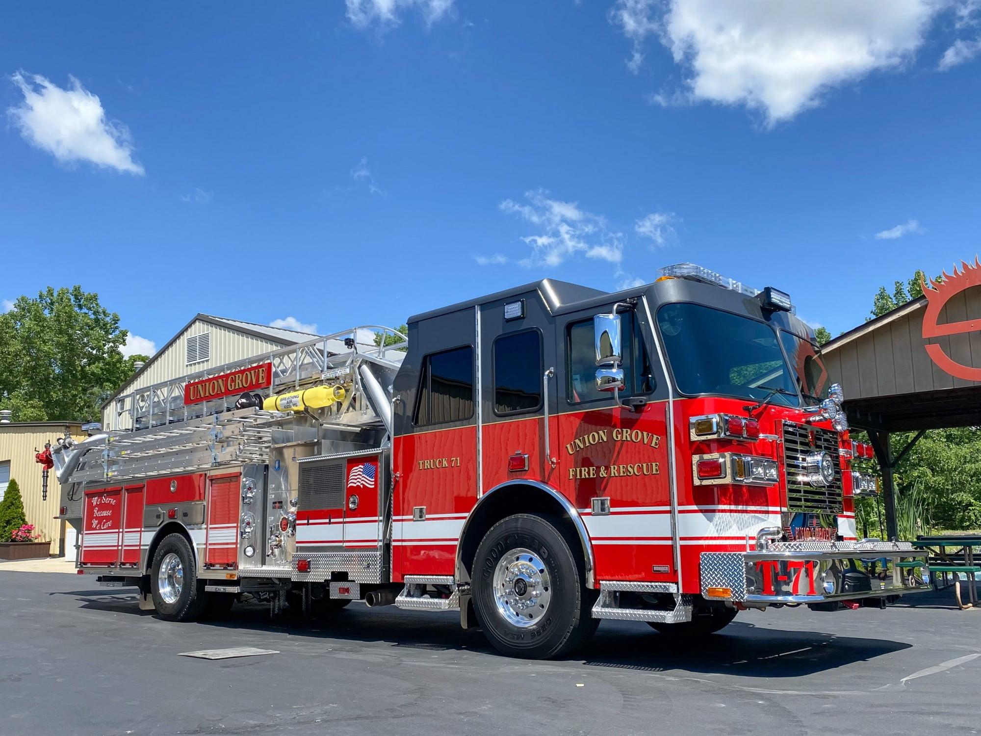 Union Grove Fire Department