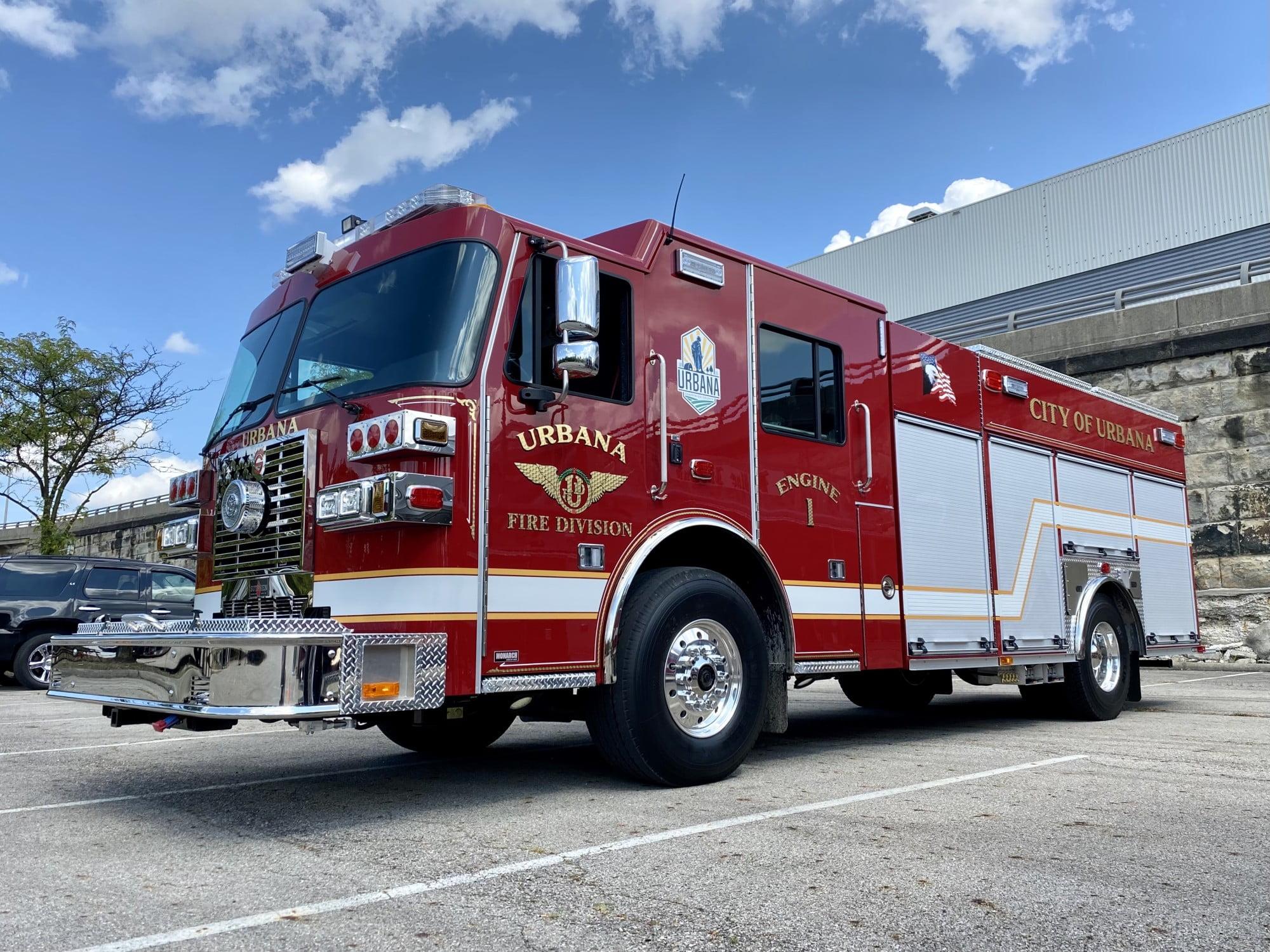 Urbana Fire Department