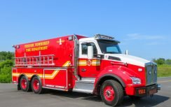 Wetside Tanker – Vernon Township Fire Department, NJ