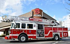 SLR 75 – Wallingford Fire Department, CT