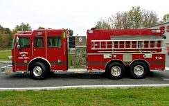 Wet Side Tanker – Warren Township Fire Department, IN