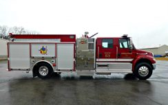 Commercial Pumper – Springfield Township Fire Department, OH