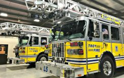 SLR 75 – Troy Fire Department, MI