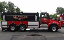 Commercial Tanker – Shawnee Fire Company, PA